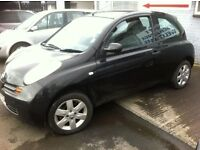 \\ DIRECT FROM MAIN DEALER // 54 MICRA 1.2 XS, 2 OWNERS, 61000 MILES, FULL MOT.