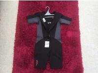 Childs wet suit