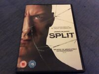 Split DVD - brand new