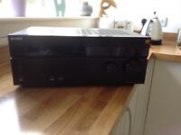 Sony Home Cinema amplifier, multi-channel STNR-DN 1050