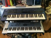 NOVATION SUPER NOVA 11/POLYPHONIC SYNTHESISER KEYBOARD.