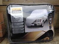 Brand new car cover for extra large car - never used