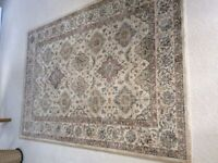 Ragolle rugs, same design (Da Vinci) , one runner, one rectangular