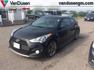 2013 Hyundai Veloster Turbo at - $92.59 B/W