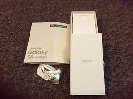Samsung galaxy 32gb s6 edge emerald green like new