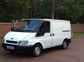 2004 Ford transit swb van,no vat ,t280,