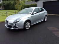 2012 Alfa Giulietta Veloce 1.4 TB Turbo 120BHP. NOT Golf, Leon, Audi A3, BMW 118