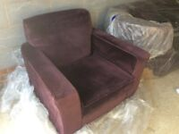 2 seater sofa + armchair in very good condition