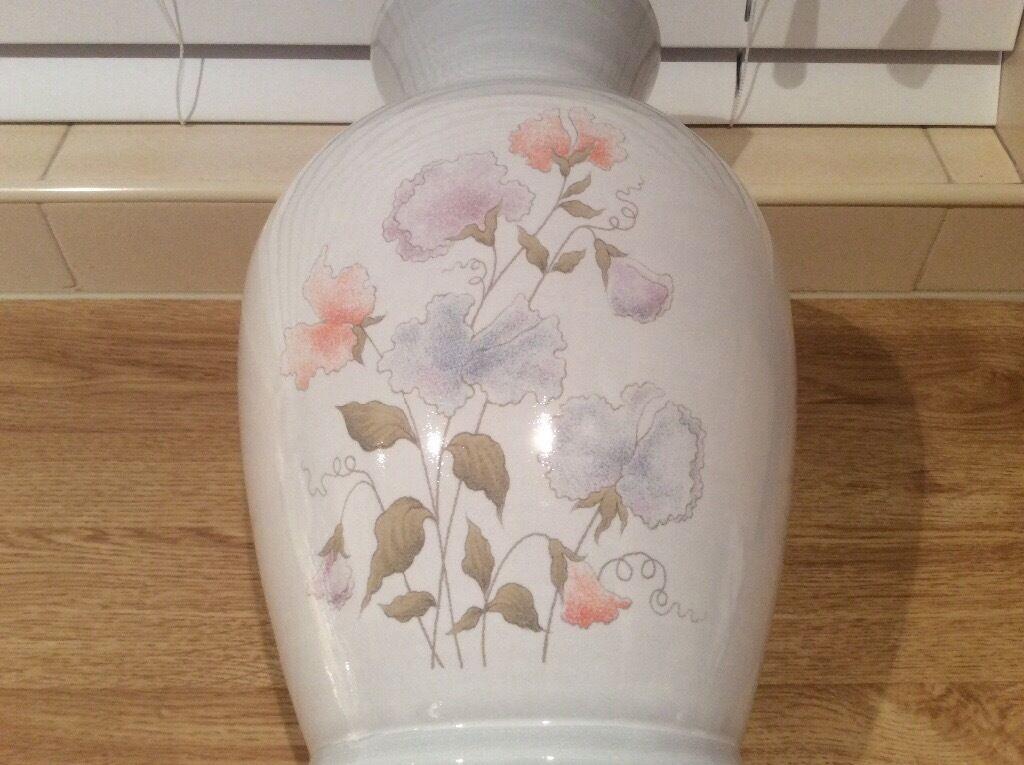 Denby pottery Dauphine vase