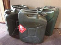 Containers - JERRY CANS