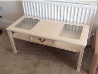 Limed Oak G Plan Coffee Table