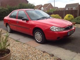 1999 Ford Mondeo lx 1796cc