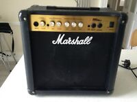 Marshall amplifier mg series 15cd 45 watt