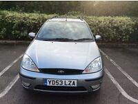 Ford Focus Estate 1.6L ONE Previous Owner