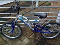 Used children's bike