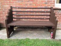 Lovely Bespoke and Unique 5ft Garden Bench, £150 🚚 Delivered Free Locally