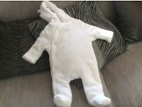 0 to 3 months pramsuit