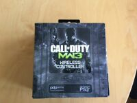 PS3 Call of Duty MW3 Wireless Controller Collectors Edition