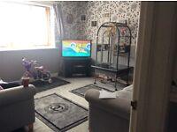 1bedroom first floor flat west moors