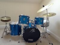 8Pc Drum kit
