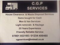 House & rubbish clearance specialist