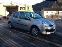Renault Clio, 1.4 Expression, Silver, Lovely Condition, Drives A1, Low Mileage, Very Clean Inside