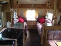 BAILEY SENATOR 9000 TOURING CARAVAN