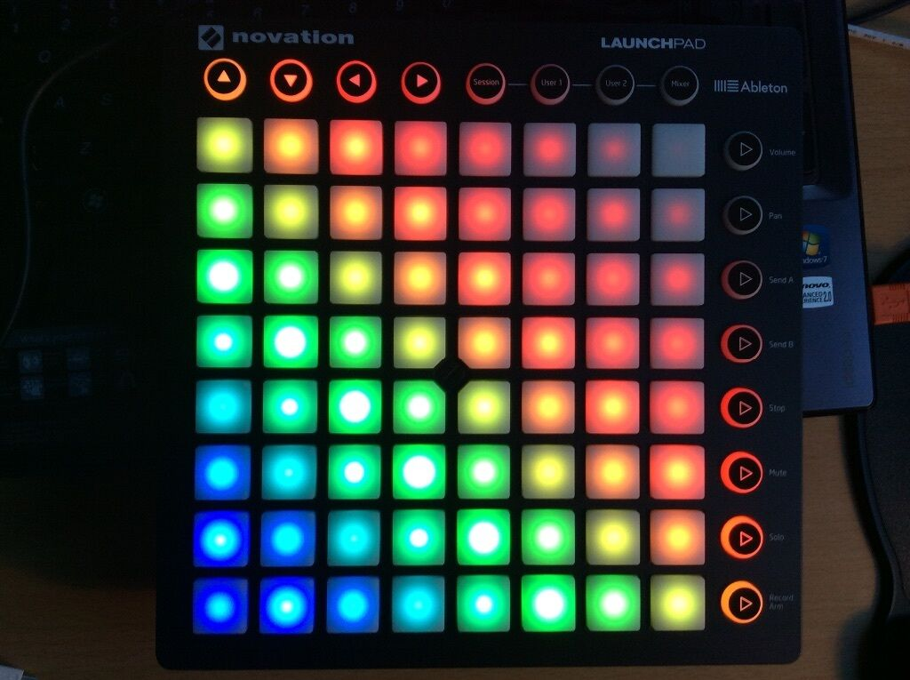 Novation Launchpad Mk2 Mint Condition 29 Days Old