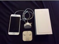 iPhone 6 (white) excellent condition