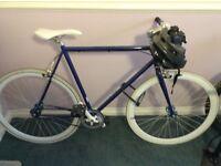 No Logo fixed gear bike - RRP £270