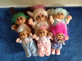 Toy Troll Dolls