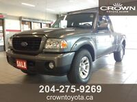 2008 Ford Ranger 4X4 True price at WAS$15488.00 NOW $14,488 plu