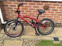 Voodoo Legba BMX bike.