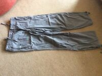 Grey Lambretta trousers 34R