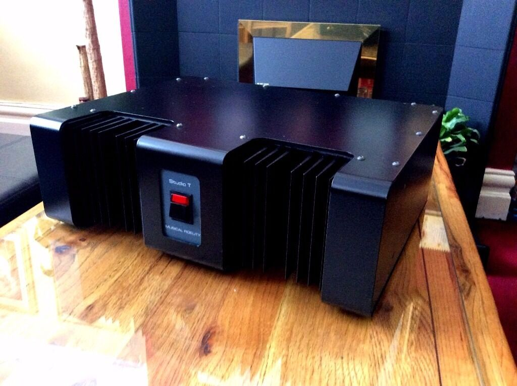 Musical Fidelity Studio T Class A Stereo Power Amplifier