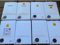 JOB LOT OF 8 HYCO HANDYFLOW 5 LITRE 2KW OVERSINK ELECTRIC WATER HEATERS HF05LM HF05PQ