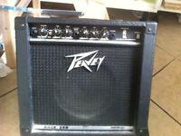 Peavy Rage Guitar Amp