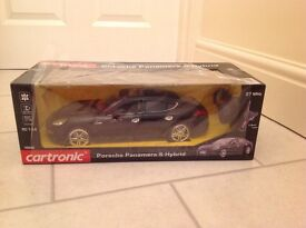Remote controlled car NEW in sealed box