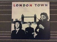 Vinyl Album Paul McCartney and Wings. London Town.