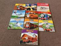 10 books-Thomas the Tank engine and friends