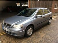 ASTRA AUTOMATIC 1.6CC 2003 53 PLATE 5 DOOR £795 MAY PX