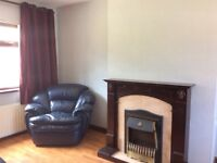 House for sale semi-detached, gas central heating, two bedrooms, fitted kitchen, garden to rear