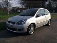 *2006* FORD FIESTA * 1.4* LEATHER INTERIOR* ONLY 34K MILES* 1 OWNER* F/S/H* 1 YEAR M.O.T*