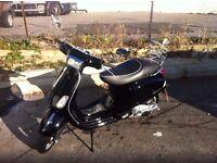 2009 Piaggoi VespaS 125ccm Great condition