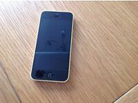 I phone 5s yellow