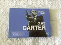 Special Edition Box Set - Get Carter with Michael Caine - VHS -Unopened
