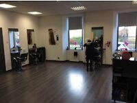 Stylist required in spacious first class salon with every facility