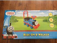 Brand new still in original box Thomas the tank baby walker ride on train £20 ono