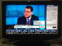 Samsung 32 Inch HD Digital Freeview LCD TV, perfect working order