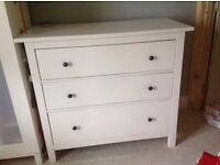 Chest of three drawers - IKEA Hemnes